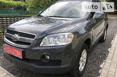Внедорожник / Кроссовер Chevrolet Captiva 2010 в Луцке