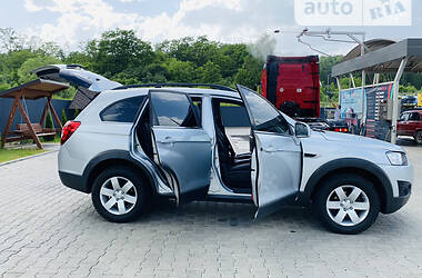 Позашляховик / Кросовер Chevrolet Captiva 2012 в Іршаві