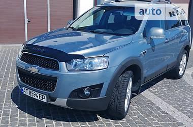 Внедорожник / Кроссовер Chevrolet Captiva 2011 в Калуше