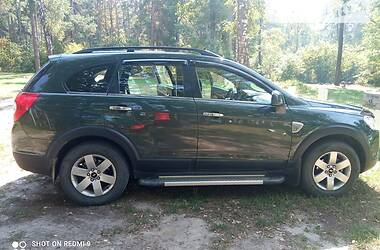 Внедорожник / Кроссовер Chevrolet Captiva 2008 в Хорошеве