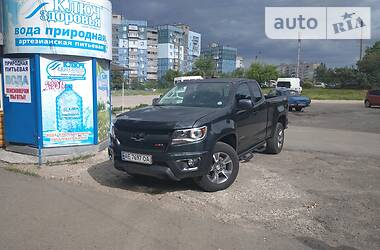 Chevrolet Colorado 2017 в Днепре