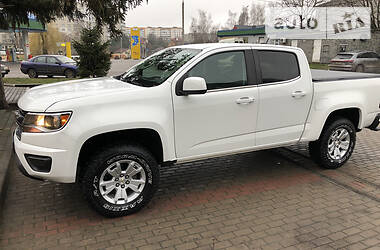 Chevrolet Colorado 2018 в Ровно