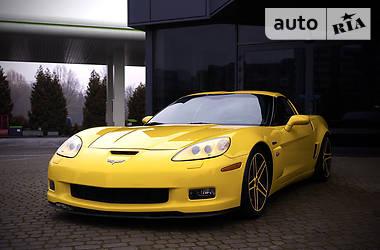 Кабриолет Chevrolet Corvette 2006 в Львове