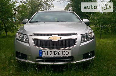 Chevrolet Cruze 2011 в Лохвице