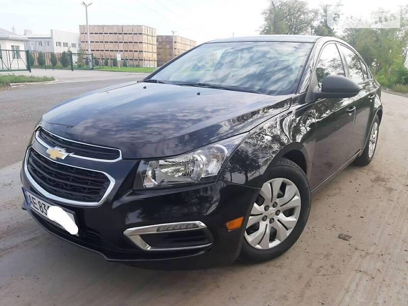 Chevrolet Cruze 2015 в Новомосковске