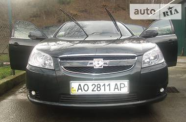 Chevrolet Epica 2008 в Ужгороде