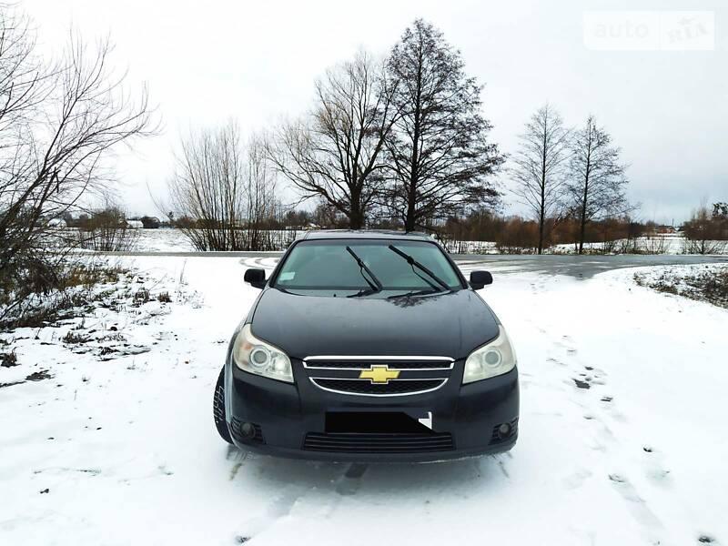 Chevrolet Epica 2009 в Новограде-Волынском