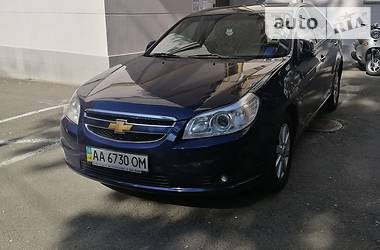 Седан Chevrolet Epica 2010 в Киеве