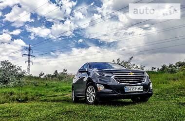 Внедорожник / Кроссовер Chevrolet Equinox 2018 в Одессе