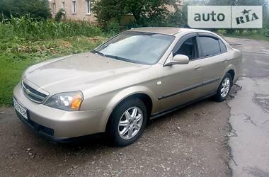 Chevrolet Evanda 2005 в Чернигове