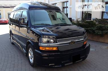 Chevrolet Express пасс. LIMITED SE
