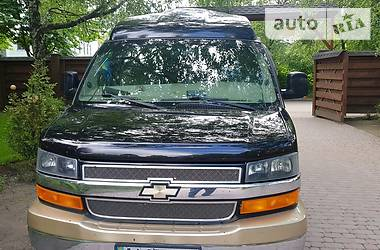 Chevrolet Express пасс. 2008