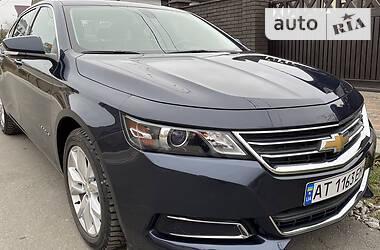 Chevrolet Impala 2017 в Івано-Франківську