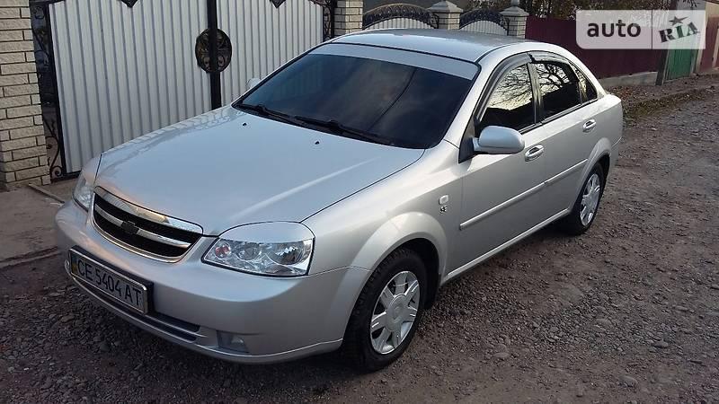 Chevrolet Lacetti 2008 в Заставной