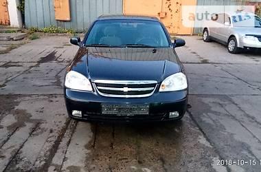 Chevrolet Lacetti 2005 в Краматорске
