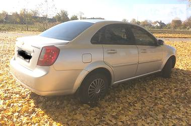 Chevrolet Lacetti GAZ EVRO 4