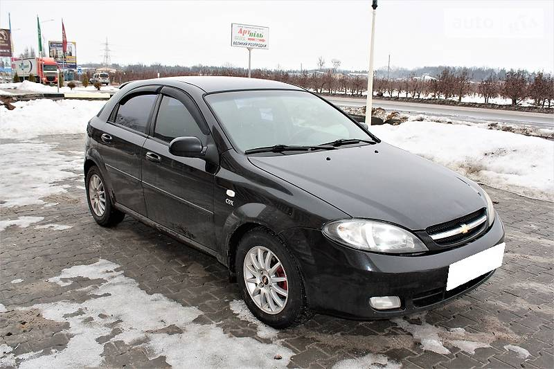 Chevrolet Lacetti 2005 года в Киеве