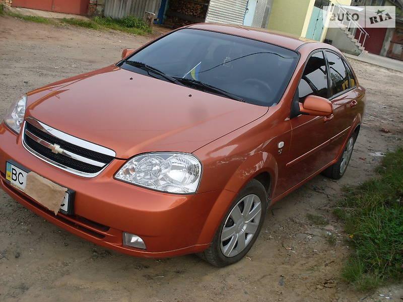 Chevrolet Lacetti 2006 в Дрогобичі
