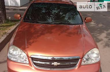 Седан Chevrolet Lacetti 2008 в Полтаве