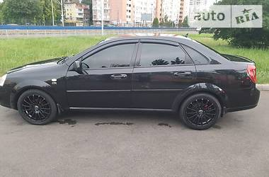 Седан Chevrolet Lacetti 2007 в Киеве