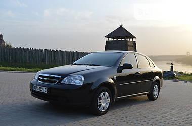 Седан Chevrolet Lacetti 2007 в Запорожье