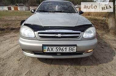 Седан Chevrolet Lanos 2007 в Харькове