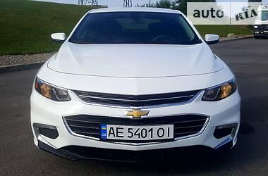 Седан Chevrolet Malibu 2018 в Днепре