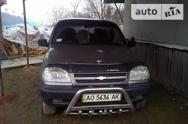 Chevrolet Niva 2008 в Ужгороде