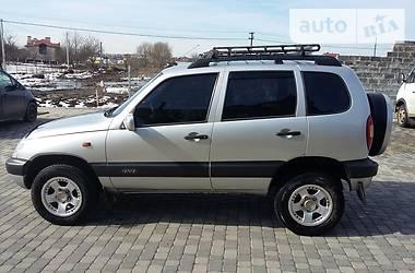 Chevrolet Niva 1.7 2003
