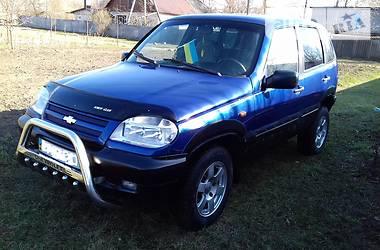 Chevrolet Niva 2002 в Варве