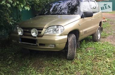 Chevrolet Niva 2005 в Мукачево