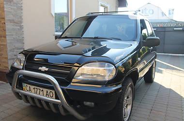 Chevrolet Niva 2008 в Черкассах