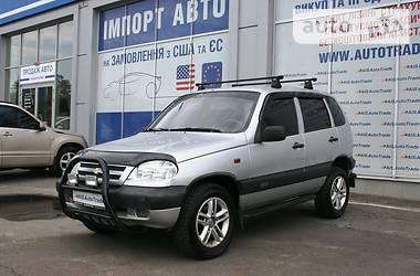 Chevrolet Niva 2008 в Киеве