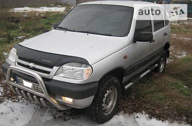 Chevrolet Niva 2005 в Запорожье