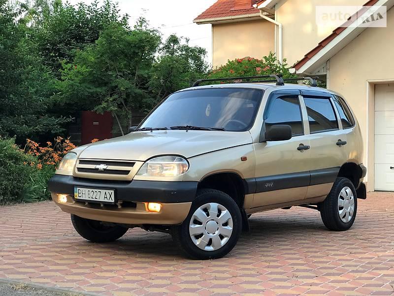 Chevrolet Niva 2005 года в Одессе