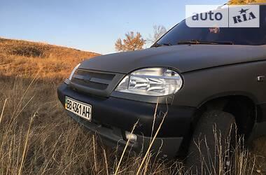 Chevrolet Niva 2005 в Луганске