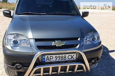 Внедорожник / Кроссовер Chevrolet Niva 2018 в Мелитополе