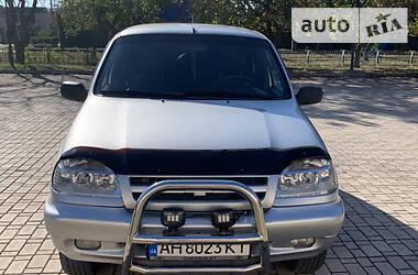 Chevrolet Niva 2007 в Мариуполе