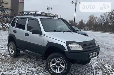 Chevrolet Niva 2005 в Харькове
