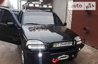 Chevrolet Niva 2006 в Херсоне
