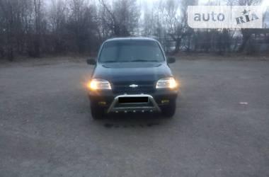 Chevrolet Niva 2004 в Торецке