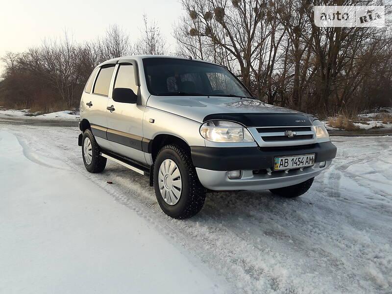 Chevrolet Niva 2004 в Ильинцах