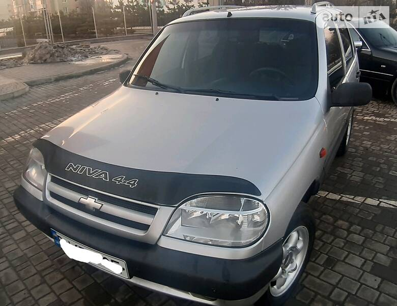 Chevrolet Niva 2005 в Одессе