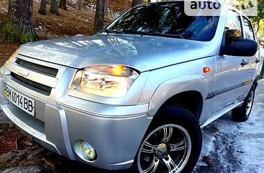 Chevrolet Niva 2006 в Тростянце