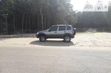 Chevrolet Niva 2015 в Голой Пристани