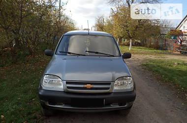 Chevrolet Niva 2004 в Староконстантинове