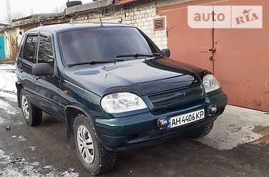 Chevrolet Niva 2005 в Курахово