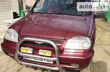 Chevrolet Niva 2004 в Раздельной