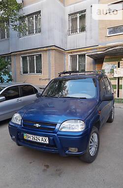 Внедорожник / Кроссовер Chevrolet Niva 2006 в Одессе