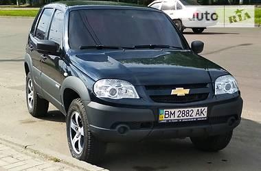 Внедорожник / Кроссовер Chevrolet Niva 2015 в Сумах